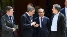 """Tria arriva all'Eurogruppo: """"L'euro non è in discussione"""""""