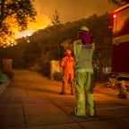 California Thomas Fire Map: Firefighter Killed Battling One of Largest Wildfires in State History