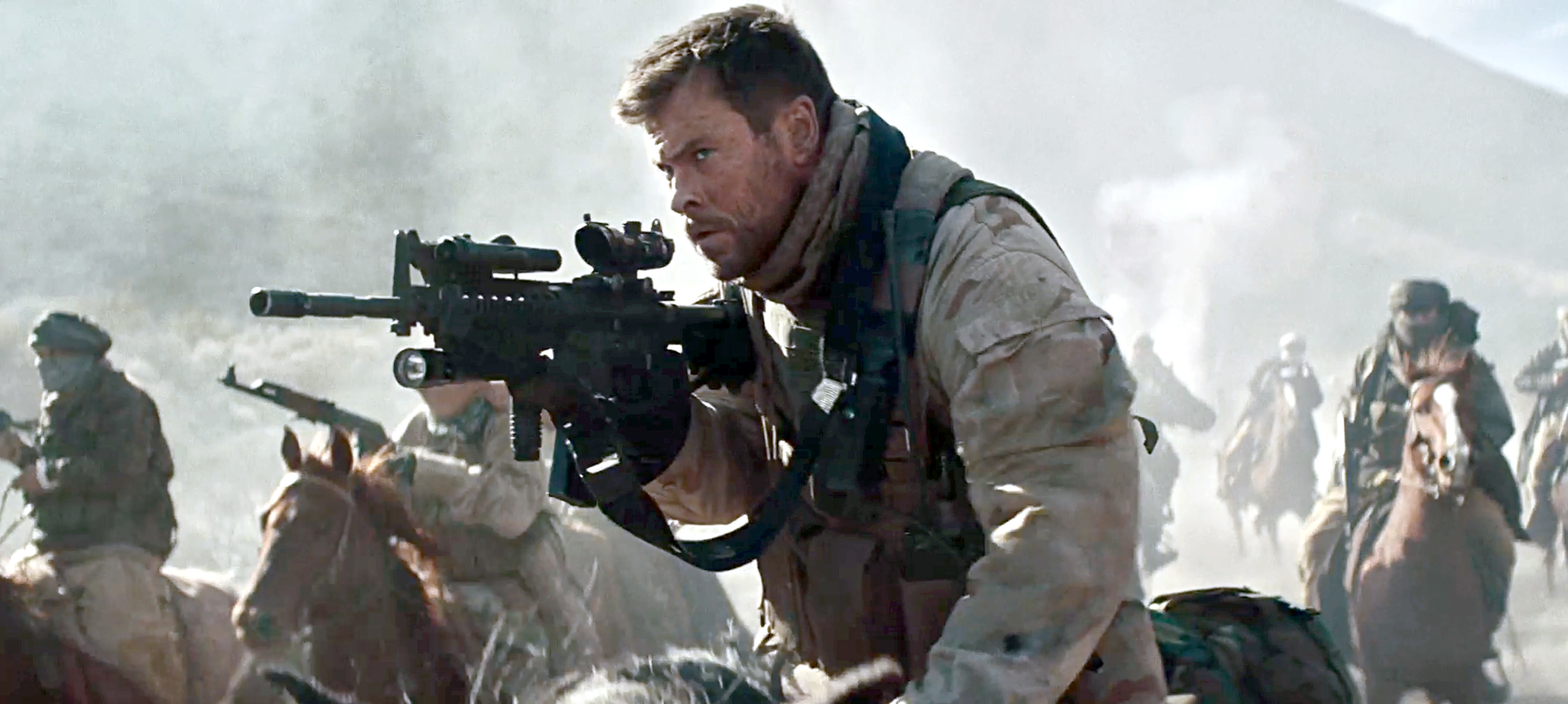 Aktuelle Kriegsfilme
