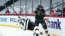 NHL roundup: Wild win 5th straight, end Kings' streak at 6