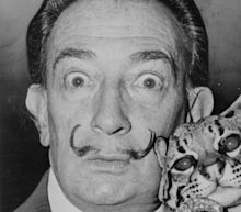 How the Mustache on Dali's Corpse Remained Intact After 27 Years in the Grave