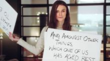 Red Nose Day Love Actually sequel trailer revives the famous cue cards