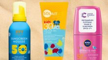 10 best sunscreens for babies that will protect their sensitive skin