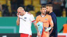 Ausraster: HSV-Profi Leistner erklärt sich