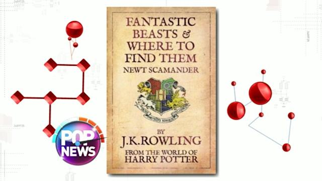 J.K. Rowling's Magical 'Fantastic Beasts' Movie
