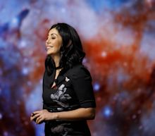 She came to the U.S. with $300. Now she's part of NASA's Mars mission.