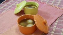 【親子廚房】與孩子DIY:芝麻湯丸