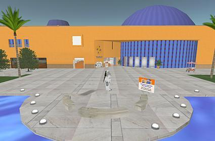 San Jose's Tech Museum looks for virtual exhibits in Second Life
