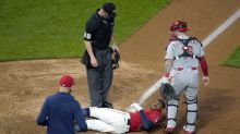 LEADING OFF: Ailing players heal up, Yanks back in Cleveland