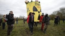 Bure: après l'évacuation, Mélenchon appelle à des rassemblements devant les préfectures