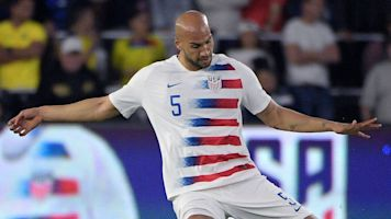 Brooks surprisingly left off Gold Cup roster