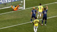 Japão surpreende e vence a Colômbia por 2 a 1