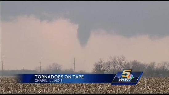 National Weather Service confirms Ripley Co. damage caused by EF1 tornado