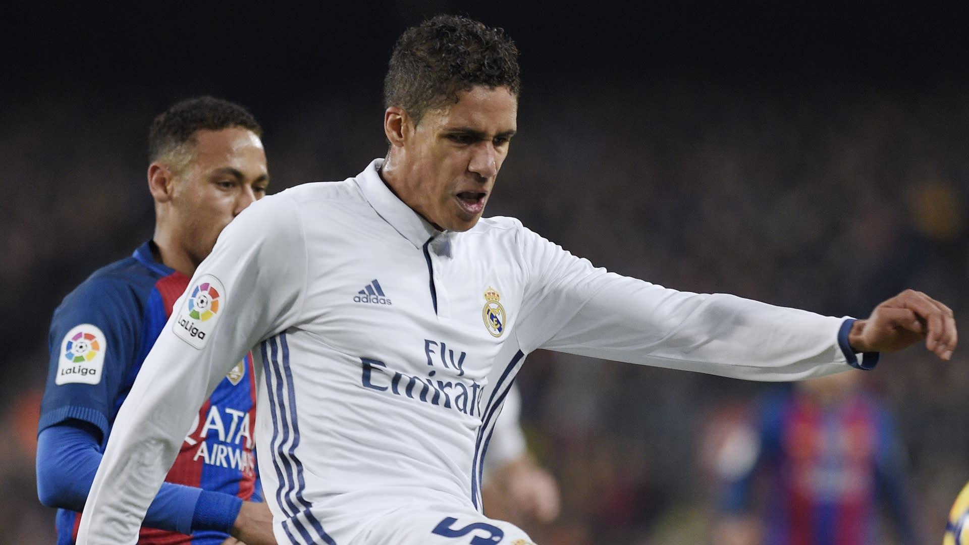 Le Real Madrid sans Bale et Varane contre Tottenham