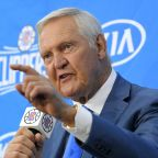 Clippers adviser Jerry West can't imagine anybody beating the Warriors