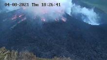 Vulkan auf Karibik-Insel St. Vincent erstmals seit vier Jahrzehnten ausgebrochen