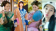 《延禧攻略》除了魏瓔珞、高貴人:這5位娘娘古裝 VS 時裝照對比反差竟然這麼大!
