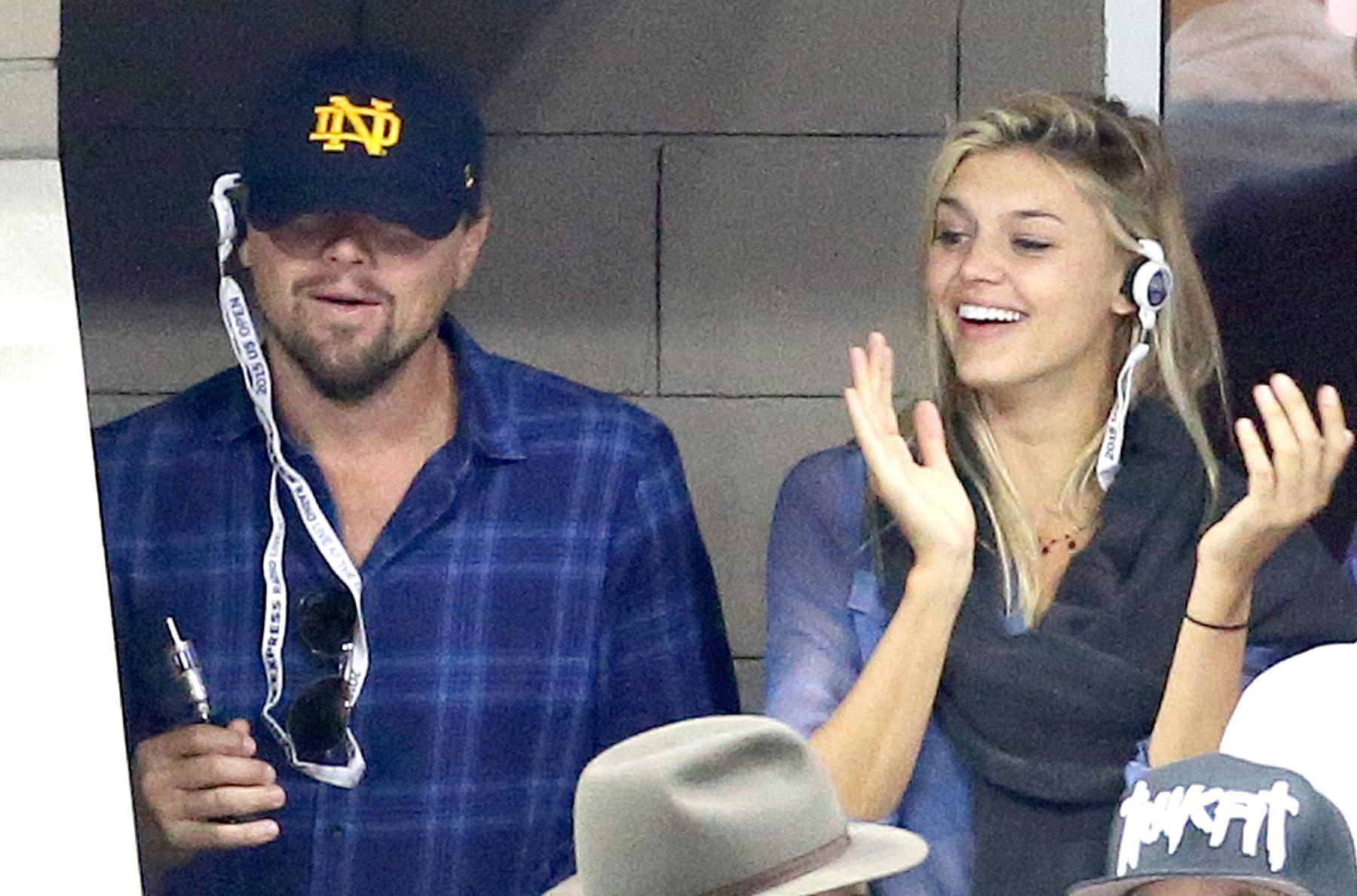 Leonardo DiCaprio and Kelly Rohrbach Split Erin Heatherton And Leonardo Dicaprio Split