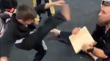 Karate Kid neu gedacht: Emotionales Video rührt zu Tränen