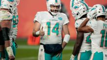 Report: Broncos 'Have Spoken To' Free-Agent QB Ryan Fitzpatrick
