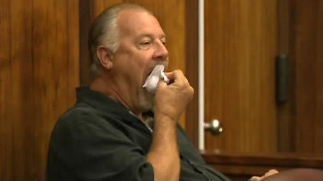 Ret. police chief eats paper evidence to protect tipster
