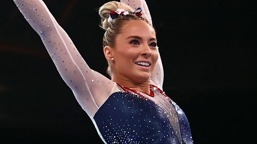 'I kind of started to hate gymnastics'