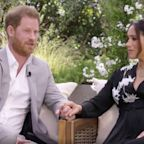 Here's The First Look At Prince Harry And Meghan Markle's Oprah Interview
