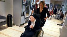 """Una monja de 116 años supera el coronavirus: """"Ni siquiera se dio cuenta de que lo tenía"""""""