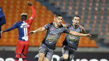 Medellín fue humillado en su estadio y Caracas logró una victoria histórica