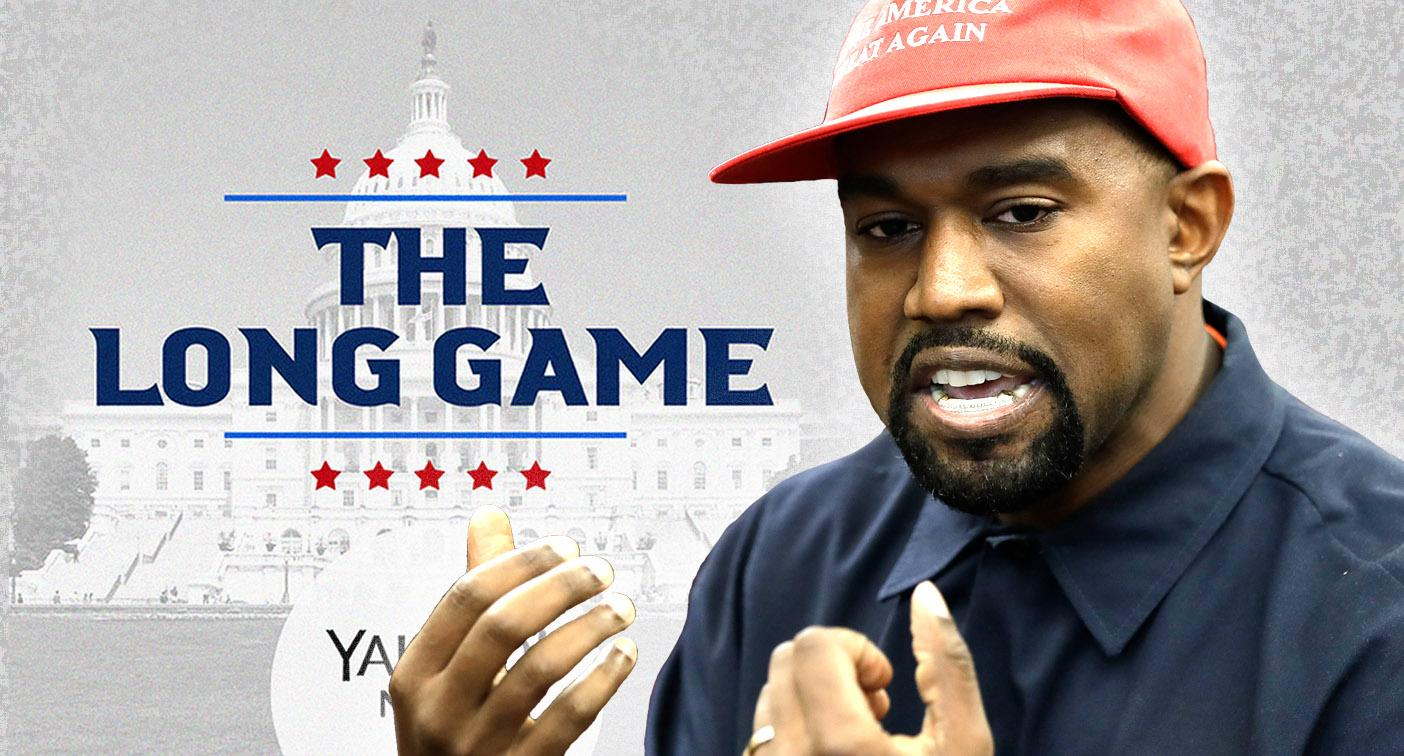 'Kanye West should not be president': Chris Hayes grapples with the demise of parties