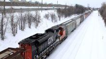 Union sets Nov. 19 strike date on Canadian National Railway if talks fail