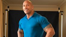 'Not my finest hour': Dwayne 'The Rock' Johnson rips front gate off by himself to get to work on time