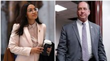 Republican Rep. Ted Yoho resigns from a Christian non-profit's board after verbally attacking Rep. Alexandria Ocasio-Cortez