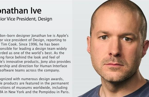Jony Ive talks about the link between design and engineering, the need for failure, and more