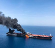Trump says Iran is a 'nation of terror' but does not call for strikes after tanker attack