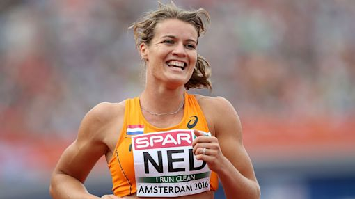 Rio 2016 Exclusives: Sprint star Schippers relaxed over Rio