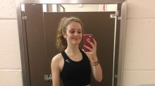 College student dress coded at gym for 'distracting' crop top