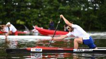 Canoë-kayak - CM - Coupe du monde: Adrien Bart, sans souci