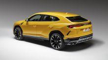 Seven cool things about Lamborghini's new Urus SUV