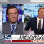 Kurtz calls Kavanaugh story 'journalistic malpractice' by The New York Times