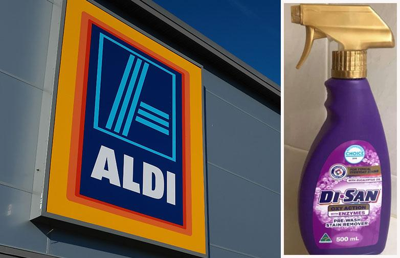 $1.25 Aldi laundry product hailed as a 'miracle worker'
