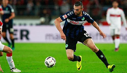 2. Liga: Fürth verlängert mit Torjäger Dursun