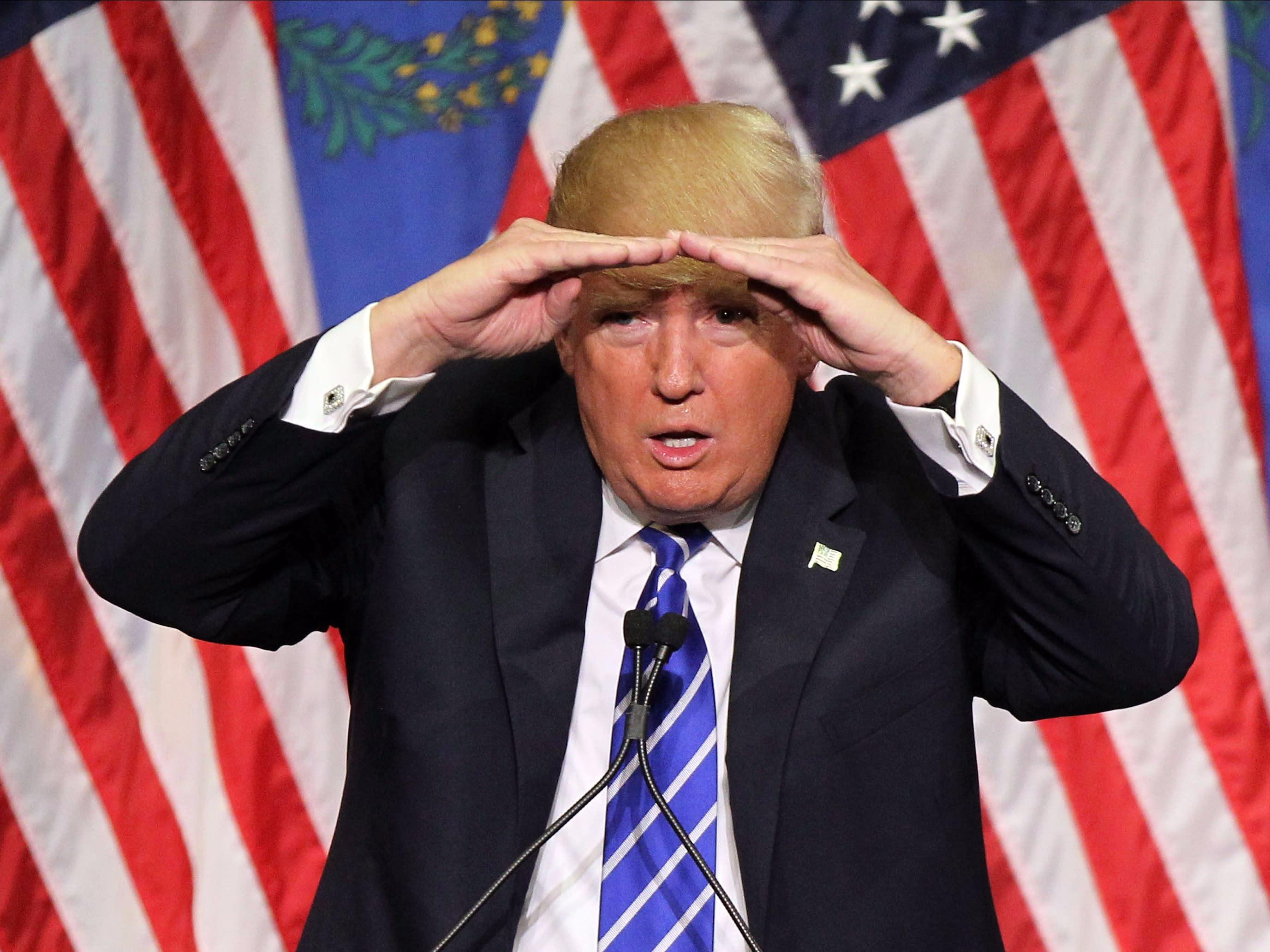 Мужчине-путешественнику, дональд трамп картинки прикольные