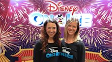 Beauty secrets of Disney On Ice's Snow White and Cinderella
