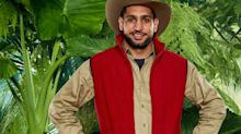 Does this pic prove Amir has been lying on I'm a Celeb?