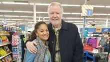 Jon Voight buys Thanksgiving turkeys for stranger at supermarket