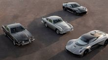 'No Time To Die': James Bond's classic Aston Martin DB5 appears in 'a definitive pre-credit sequence'
