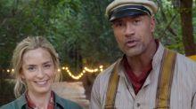 Jungle Cruise : Dwayne Johnson et Emily Blunt fêtent la fin du tournage