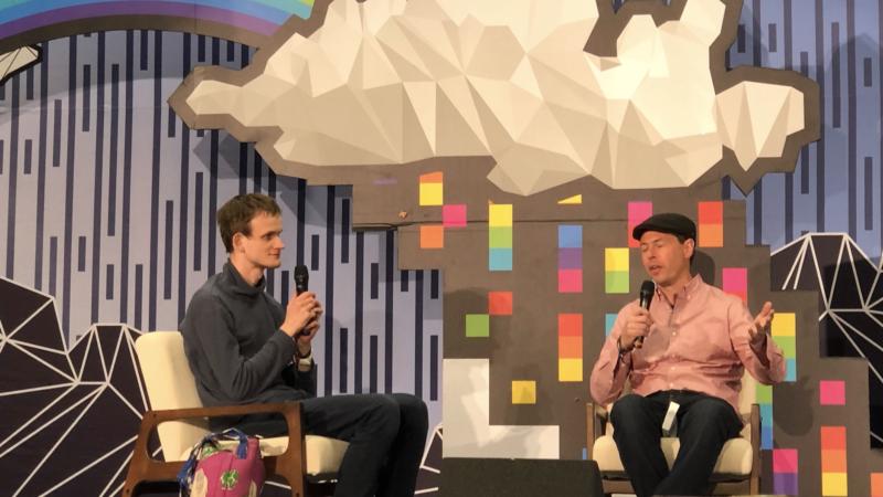Vitalik Buterin talks Ethereum 2.0, DeFi, and community at ETHDenver