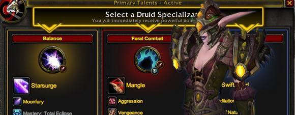 The Art of War(craft): Must-have PvP talents for druids in 4.0.1
